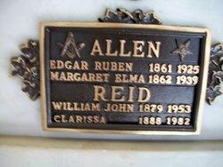 Edgar Ruben Allen