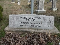 Whiteland Church Cemetery