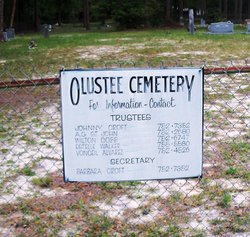 Olustee Cemetery