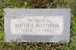 Edith E. Mathena