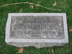 Isaac N Chamberlain
