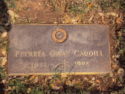 Petreta Elizabeth Caudill