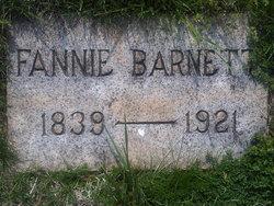 Fannie Barnett