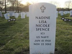 Nadine Lisa Nicole Spence