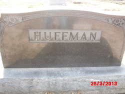 Nellie W <i>Lyon</i> Huffman