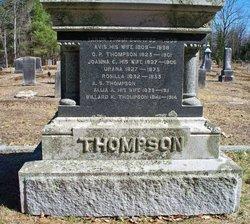 Avis <i>Fuller</i> Thompson