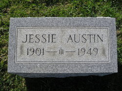 Jessie Merle <i>Lantz</i> Austin