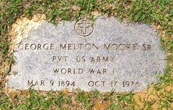 George Melton Moore, Sr