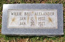 Willie Bell Alexander