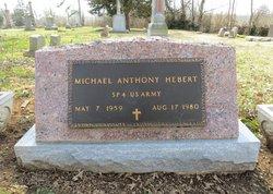 Michael Anthony Hebert