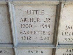Arthur W Little, Jr