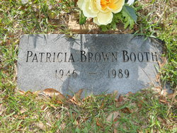 Patricia <i>Brown</i> Booth