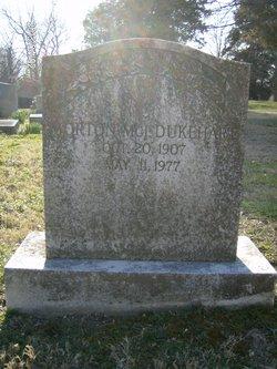 Morton M Dukehart