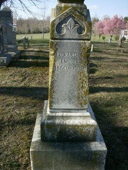 Edward W Emory