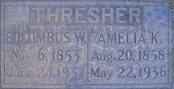 Columbus Warner Thresher