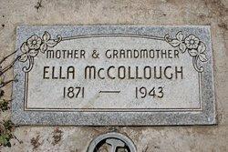 Ella Mae <i>Shelley</i> McCollough