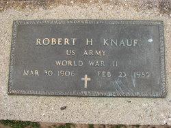 Robert H. Knauf