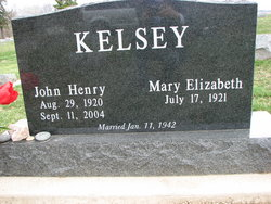John Henry Kelsey