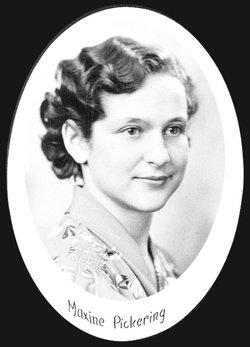 Dorothy Maxine <i>Pickering</i> Kerns