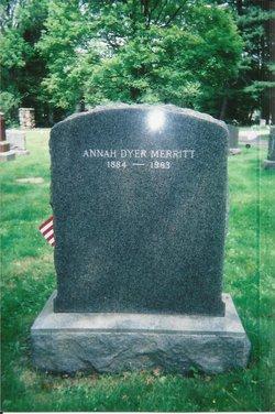 Annah Dyer Merritt
