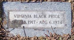 Virginia <i>Black</i> Price
