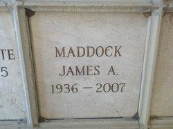 James A Maddock