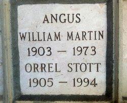 William Martin Angus