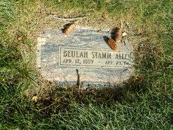 Beulah <i>Stamm</i> Adams