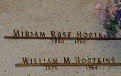 Miriam Rose Hootkins