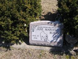 Jane Marian Burns