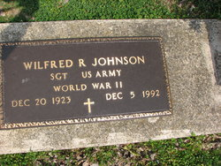 Wilfred R. Johnson