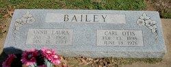 Annie Laura <i>Gorham</i> Bailey