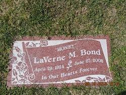 LaVerne Marie <i>Larson</i> Bond