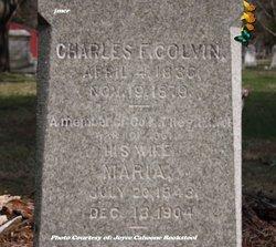 Charles Francis Colvin