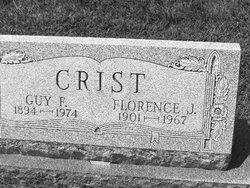 Florence June <i>Sterner</i> Crist