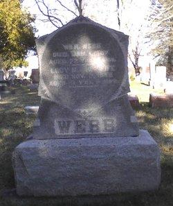 Lucy M <i>Carpenter</i> Webb