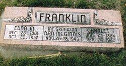 Edna <i>Edmund</i> Franklin