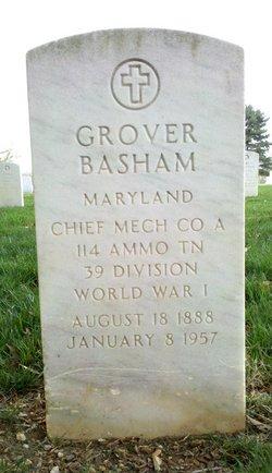 Grover Basham