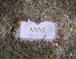 Anne Judith <i>Bernstein</i> Aaron