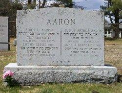 Julius Arthur Art Aaron