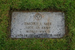 Emory Luther Mee
