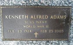Kenneth Alfred Adams