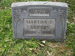 Martha <i>Shear</i> Abrams