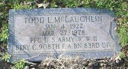 Todd Lloyd Mclaughlin