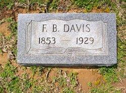 Federick B Davis