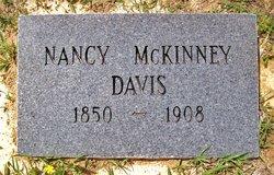 Nancy Ann <i>McKinney</i> Davis