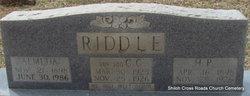 Hester Pryce Riddle