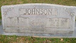 Lena Mae <i>Adams</i> Johnson