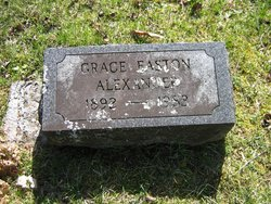 Grace <i>Easton</i> Alexander