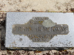 Frank Asa Hemenway